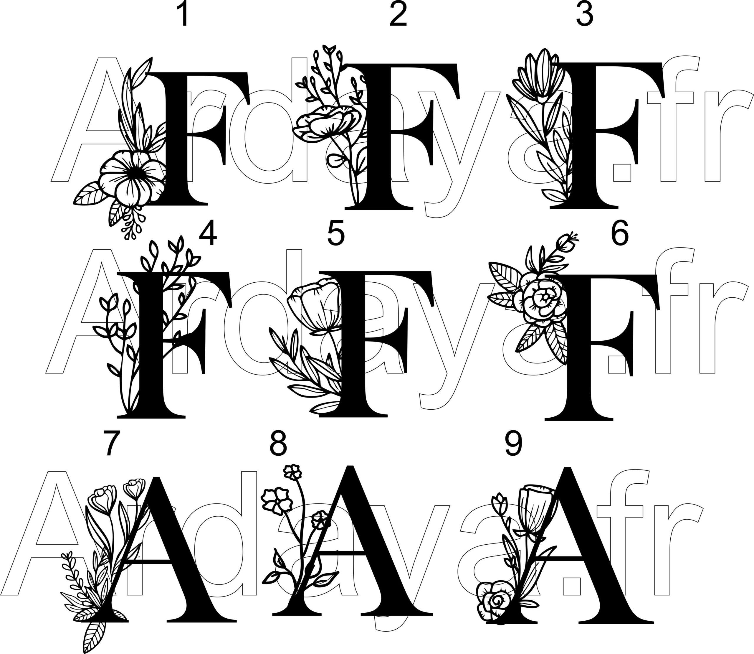 Porte Cles Fleurs