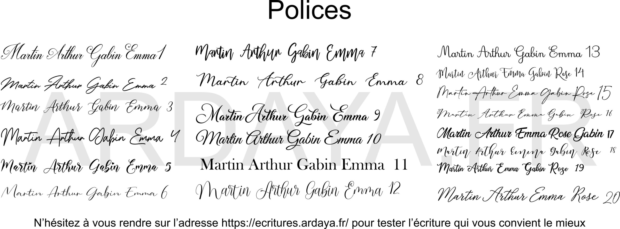 polices new